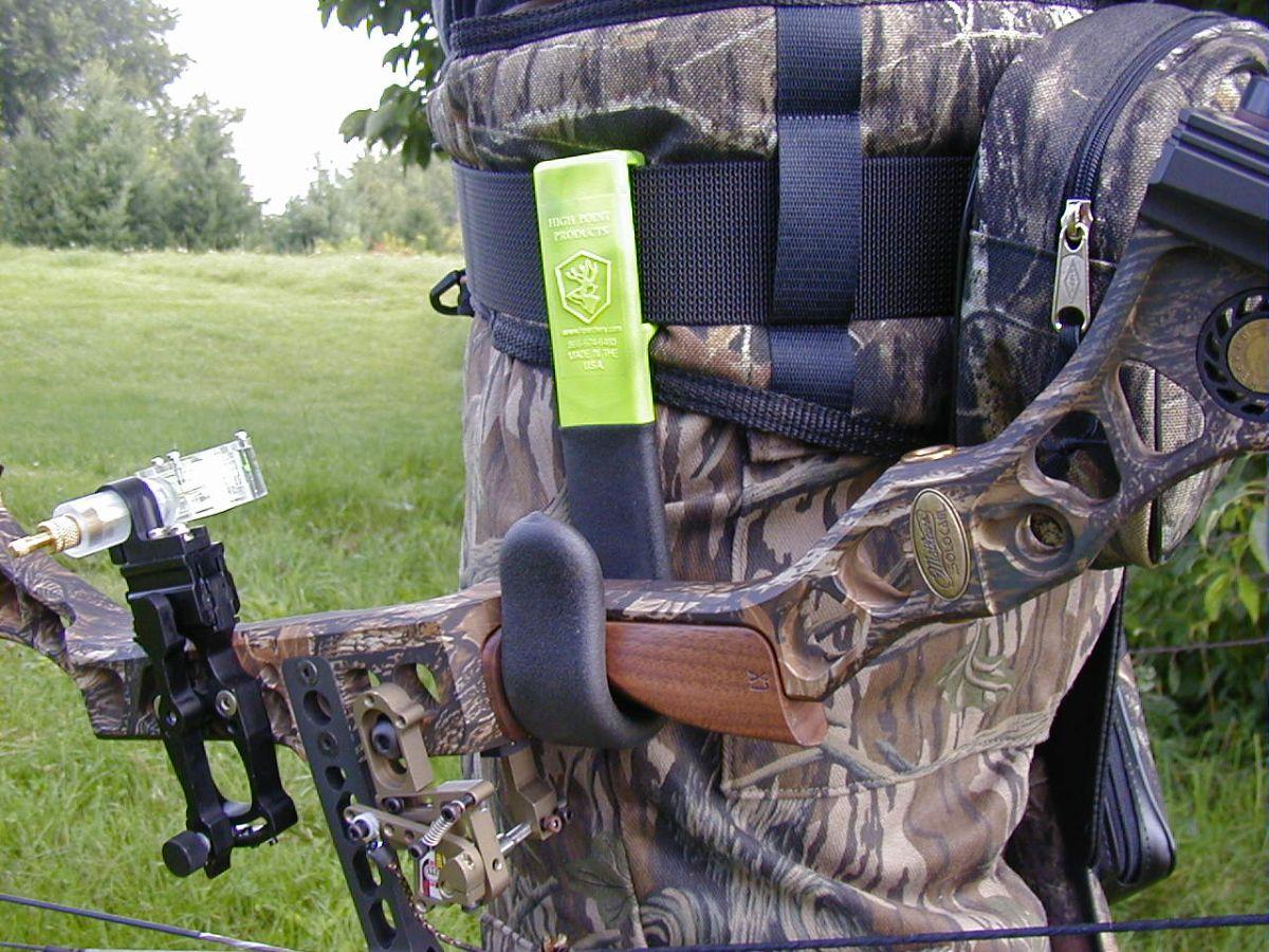 Archery Belt Bow Holster