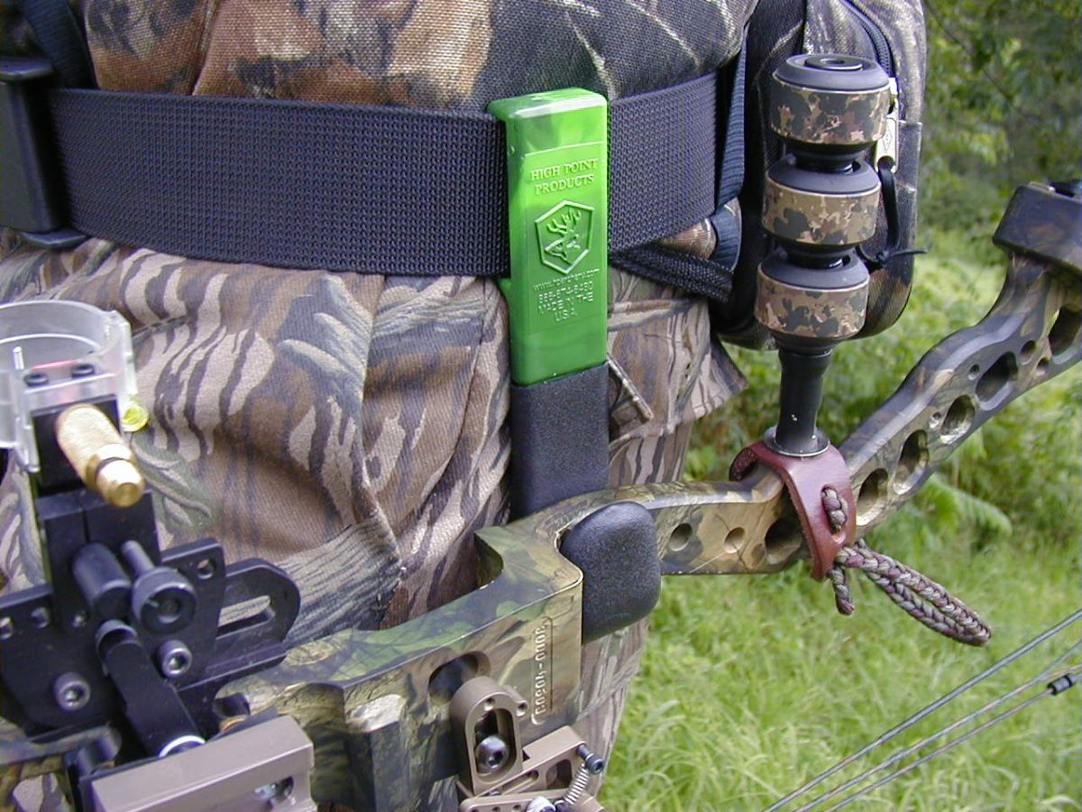 Archery Belt Bow Holster_5