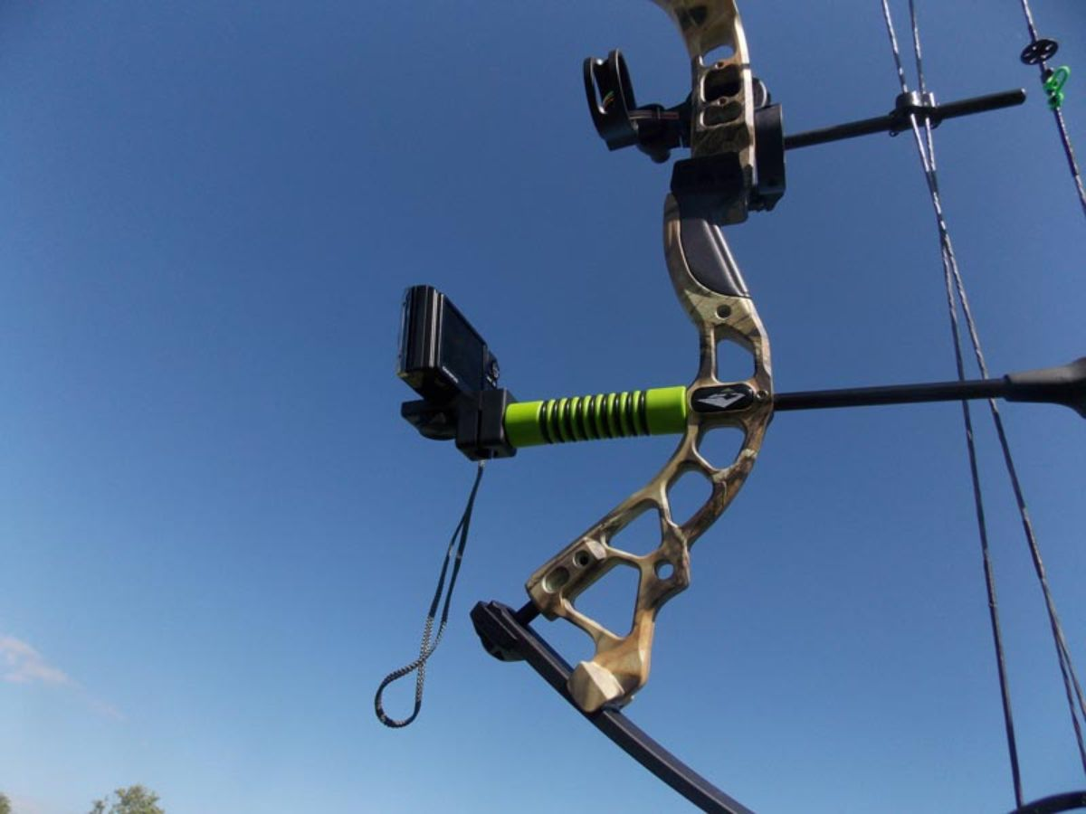 Bow Stabilizer With Camera Mount_2