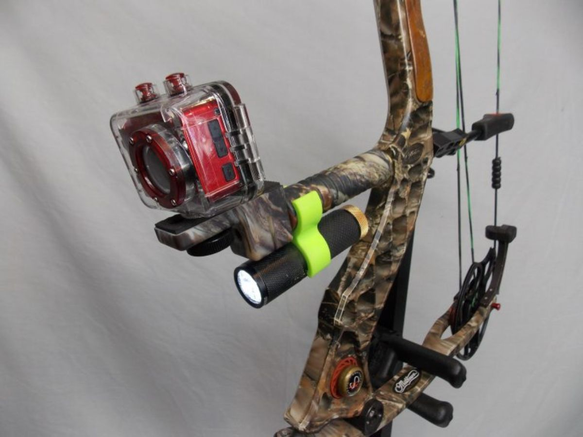 Bow Stabilizer With Camera Mount_8